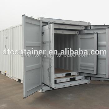 10'HC series mini storage container CSC certificate for special purpose