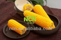 Yellow Freezing Glutinous Steamed Corn