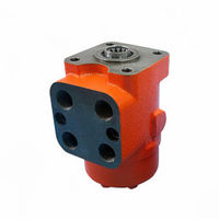 Hydraulic steering unit,hydraulic pumping unit