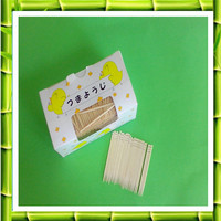 Good Quality Floss Dental Wood Bamboo