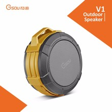 OEM Mini Indoor / Outdoor Portable Stereo Wireless Bluetooth Speaker