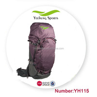Large Capacity Outdoor Travel Climbing Mountain Camping Hiking Backpack