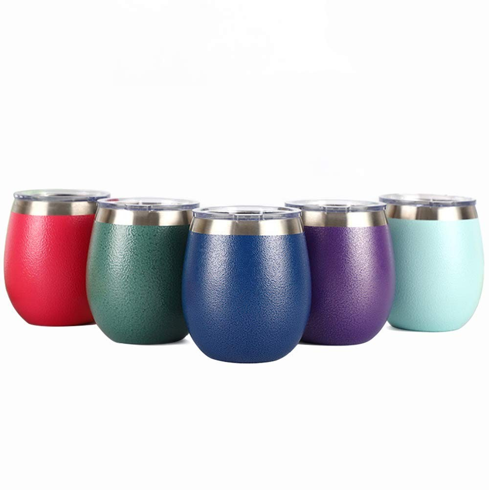 Wholesale Keep Cup Coffee Lids Online Buy Best Doppio Small 8oz 227ml Stainless Steel Stemless Wine Glass Tumbler With Stronglid Strong
