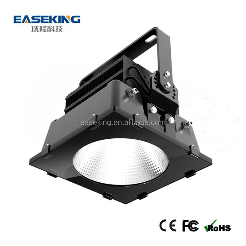 Outdoor indoor led stadium golf course wharf square light waterproof IP65 400w high quality mast light