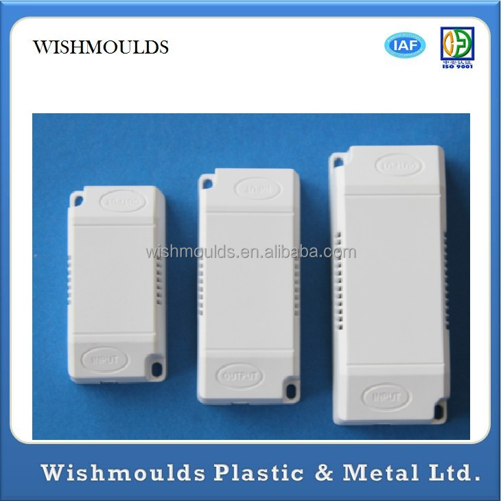ABS injection engineering adapter shell Laptop Adapter Shell Plastic Injection Mould,Best quality plastic injection mould