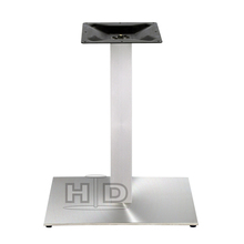 Modern square 304 stainless steel coffee table legs