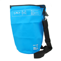 PVC waterproof dry duffel bag for Rafting Kayaking