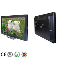 19 inch Bus lcd display advertising monitor