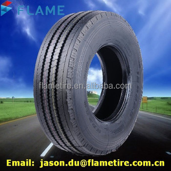 13R22.5 HD158 Fronway all steel china truck tyre