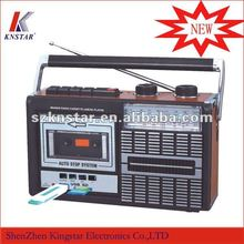 fp-319u classical radio cassette recorder with usb