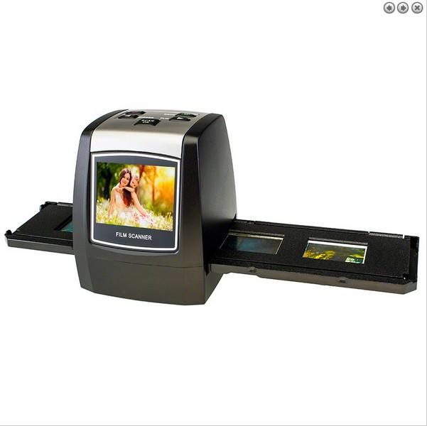 Сканер фото пленки своими руками