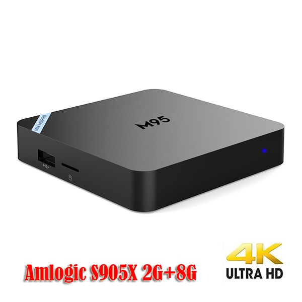 Hot selling MINI M95 PRO S905X 2G 8G sex pron video Android TV BOX desi tv box
