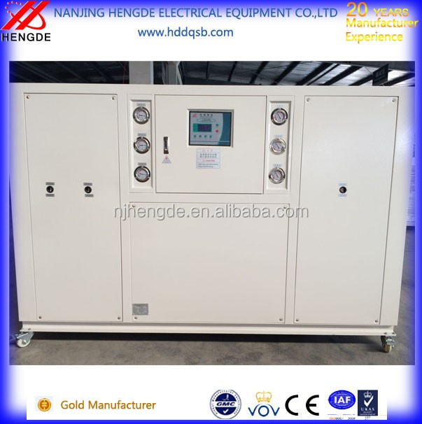 CE 15HP water cooled chiller
