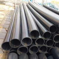 Coal mineral sand UHMWPE pipe