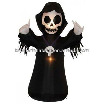 Halloween Scary Ghost Inflatable Figure