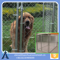 Chain Link Fences cage and Gate Contractor in Seattle / dog kennel