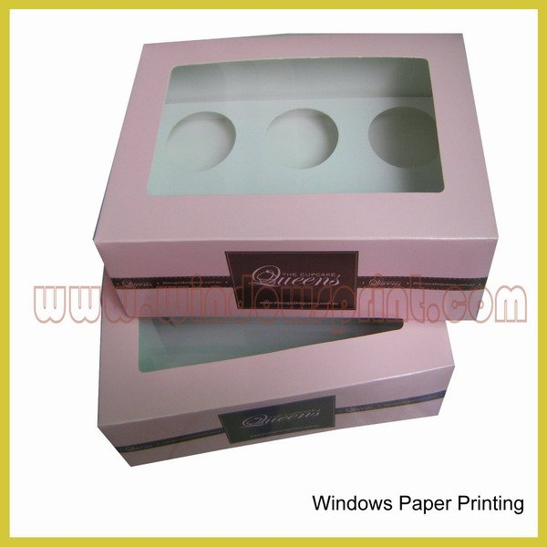 carry out cake box,cake packaging box