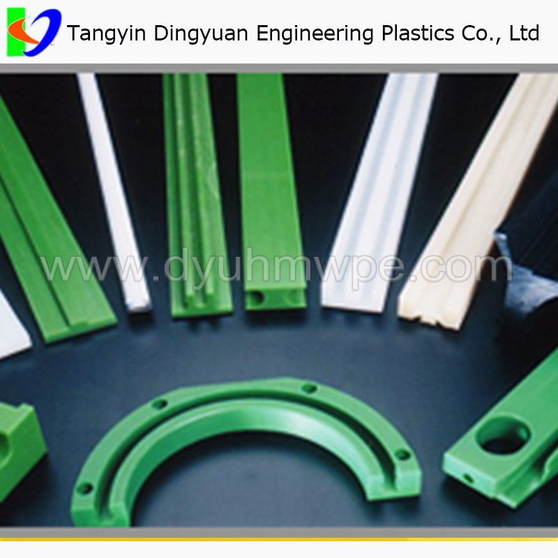 UHMW Plastic Conveyor Chain Guide / rail guide / roller guide