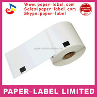 "100X Rolls Brother Compatible DK-11202, DK-1202 Labels 62X100mm 300Pcs/Roll ( 2-3/7"" x 4"" )"