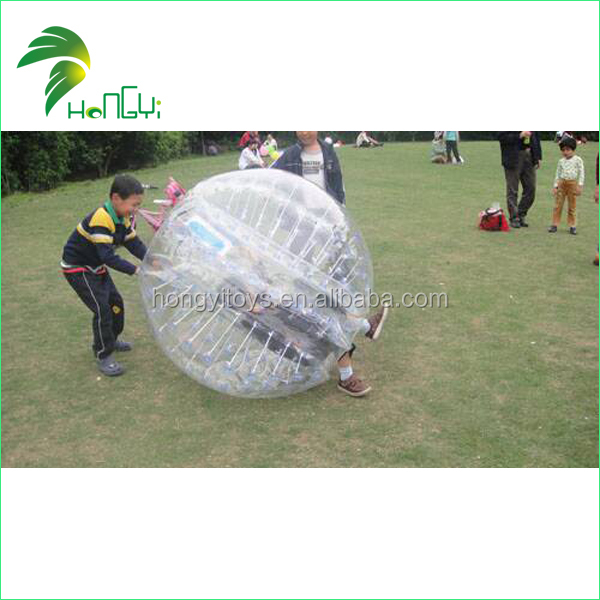 2015 Popular and Crazy inflatable buddy bumper ball