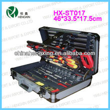 aluminum tool box for trucks, hard tool train case,aluminum truck tool box