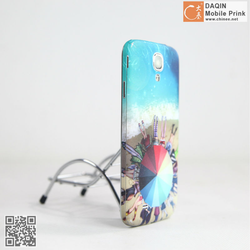 Mobile Phone Skin Sticker Printing and Cutting Machine for Vinyl Material