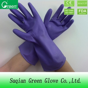 selling products pvc industrial gloves