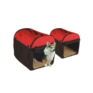 Wholesale Soft-Sided Foldable Dog Pet Travel Carrier Pet