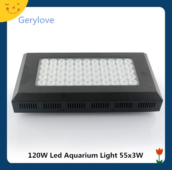 Bridgelux led coral reef aquarium light 120 watts