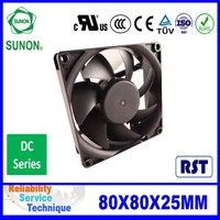 EE80251B1-0000-A99 SUNON DC 12V 60X60X25mm tiny cooling fan