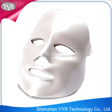 YYR OEM services pigment treatment photon beauty therapy blue led light eyes mask