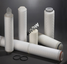 PP sediment filter cartridge for water purification