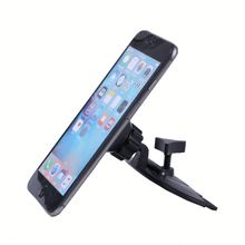 Magnetic cd slot car mount JH124 universal magnetic car cd slot mobile phone holder