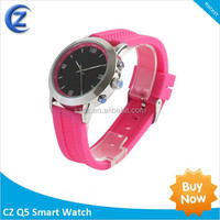 Wrist Watch Mobile Phone Q5, Watch Camera, China Factory Direct Android Smart Watch