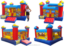 kids cheap combo inflatable jumper,bouncing castle for sale