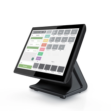 Micropos 15 inch Win <strong>10</strong> True Flat Touch Screen All In One Cash Register/POS Terminal/POS <strong>System</strong>