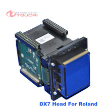 DX7 printhead eco solvent roland XE740 head