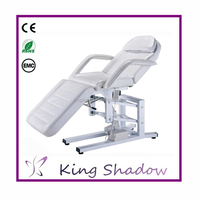 Kingshadow beauty salon hydraulic facial bed spa table tattoo salon chair