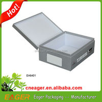Customized electronic components storage box