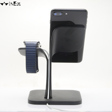 Youcan Brand Silver aluminum alloy Cell Phone Stand With Nano micro suction for holding Mobile Phone ,Watch