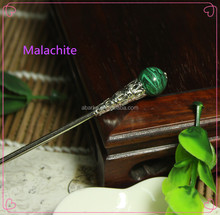 antique hairpins, handmade jade hairpins for hair decoration