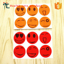 60pcs Smiley Insect Mosquito Repellent Stickers Patches