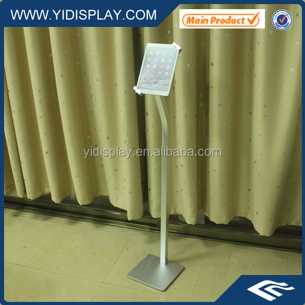YIDISPLAY Tablet floor kiosk display stand for ipad mini