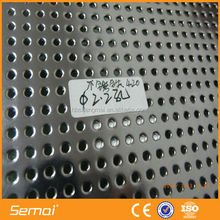 High Quality Low Price Perforated Metal Sheet