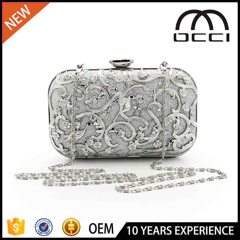 guangzhou ladies party clutches online wholesale ladies clutches SC2998