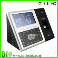 ZK Software Wireless Face Recognition Employee Attendance Tracking and Access Control Terminal (HF-FR302)