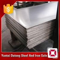 High-Ductility Steel Plate