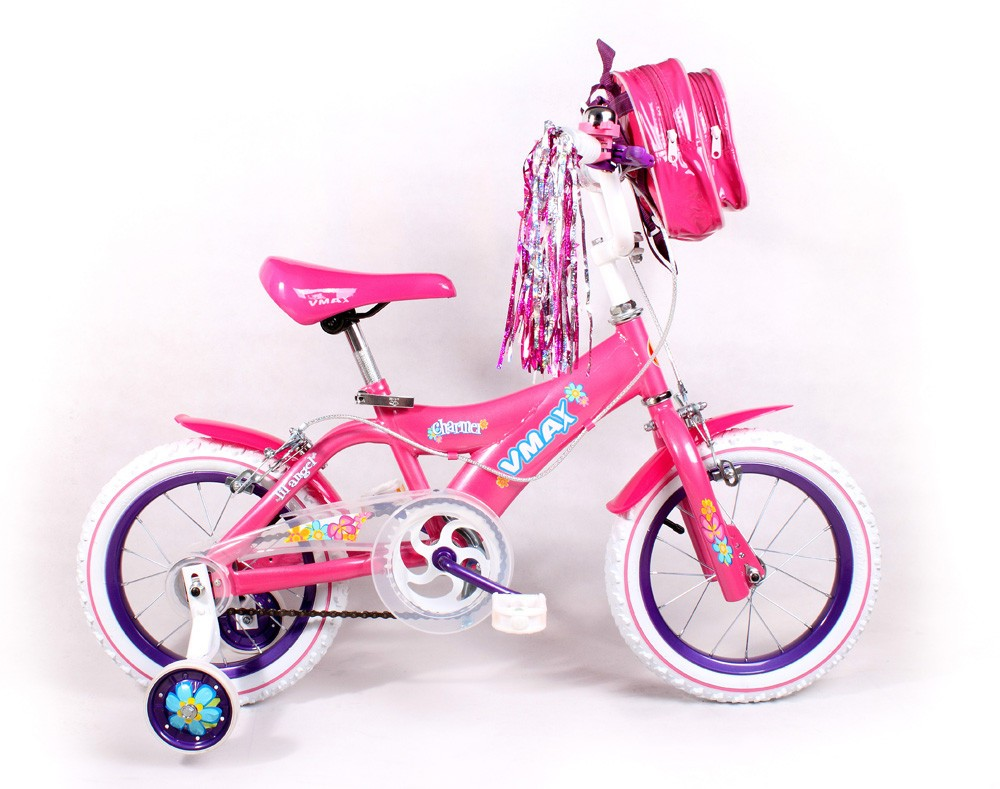 2017 Summer kid bicycle YQ14-46 beautiful bicycle for 3 years old girl children bike with trainning wheels
