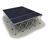 Aluminum Portable Drum Stage Riser Easy