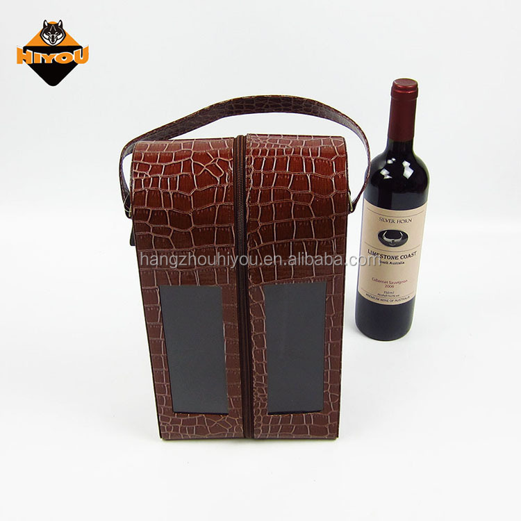Different design gift cardboard wine boxes with competitive price